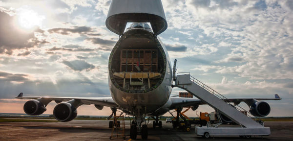 Recommendations for Airfreight Operations during COVID-19